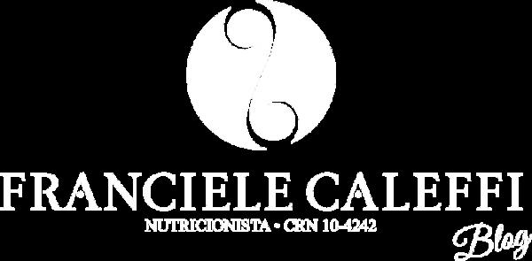 Franciele Caleffi - Nutricionista
