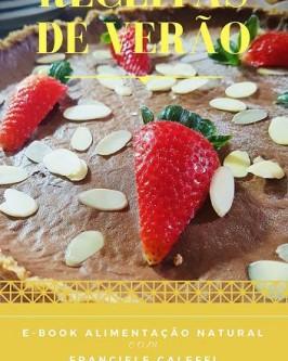 E-book Alimentação Natural: Receitas de Verão - Foto 1
