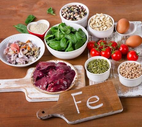 Ferro - Benefícios, sintomas e importância para saúde