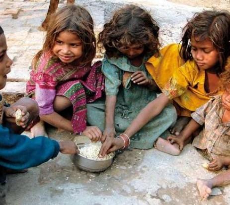 Fome aumenta no mundo e afeta 821 milhões de pessoas, sobretudo na América do Sul e África.