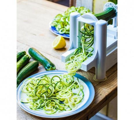 Tire suas dúvidas sobre o espiralizador de legumes
